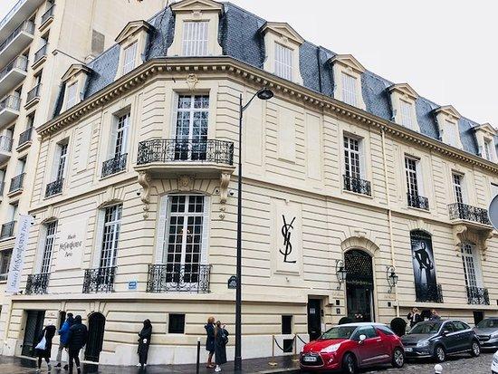 Foto de mus e yves saint laurent par s ysl creation tripadvisor - Musee yves saint laurent paris ...