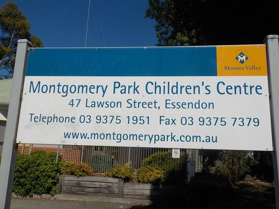 Montgomery Park: Many services at this park