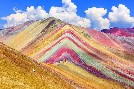 ITEP Eco Travel: La montaña de Colores Vinicunca