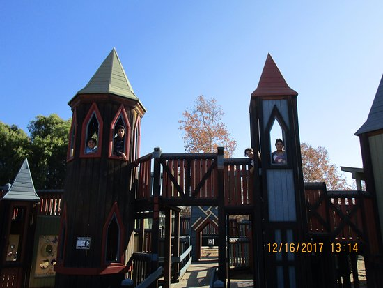 Sunny Fields Park: The Park Looks Like a Danish Village