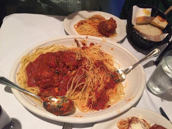 Best Italian Food Ever Picture Of Carmine S Italian