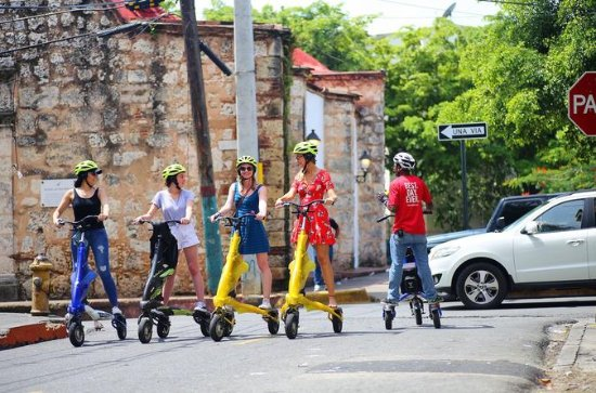 Santo Domingo Morning Trikke Bike and...