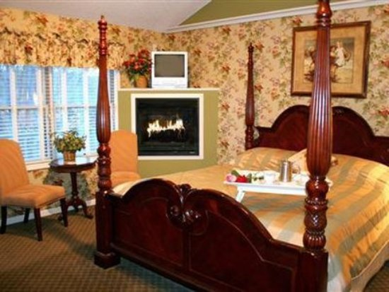 Afton, MN: Guest room