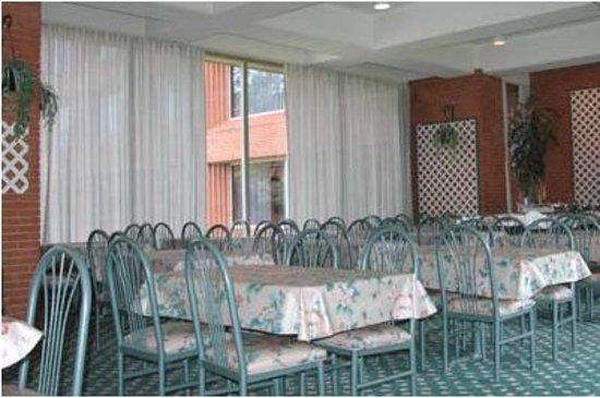 University Hotel at Sam Houston State: Restaurant
