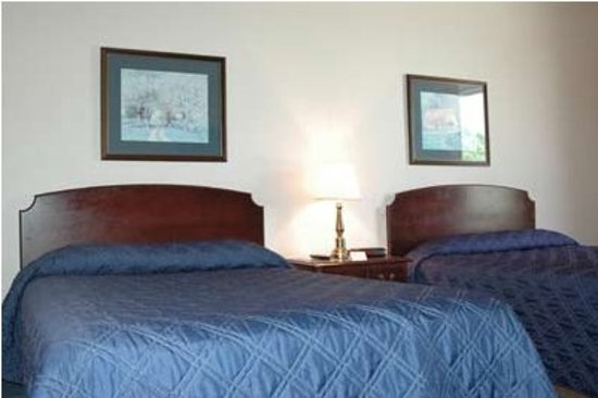 University Hotel at Sam Houston State: Guest room