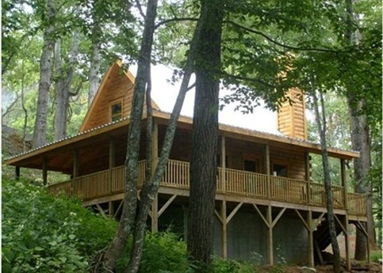 by hill big tubs gatlinburg outdoor jacuzzi on village presented hot the groupon fresh pigeon rentals cabin forge new bear cabins