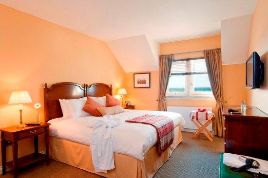 Machrihanish, UK: Guest room