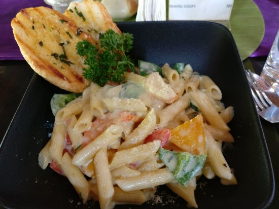 Cafe Lazy Days: Pasta !!