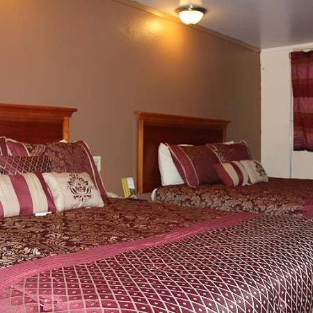 Oakley, KS: Guest room