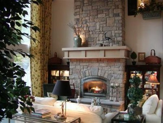 Lost Mountain Lodge: Lobby
