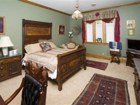 Bellevue, OH: Guest room