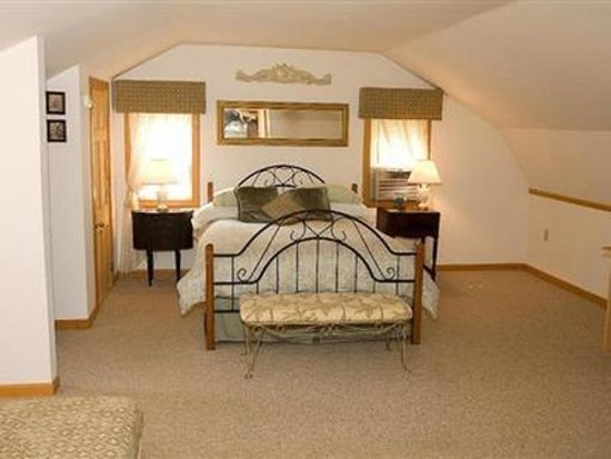 Mineral City, OH: Guest room