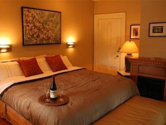 Auberge Gladstone: Guest room