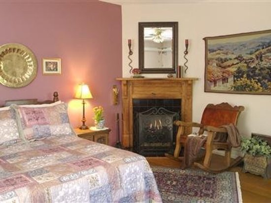Andon-Reid Inn Bed and Breakfast: Guest room