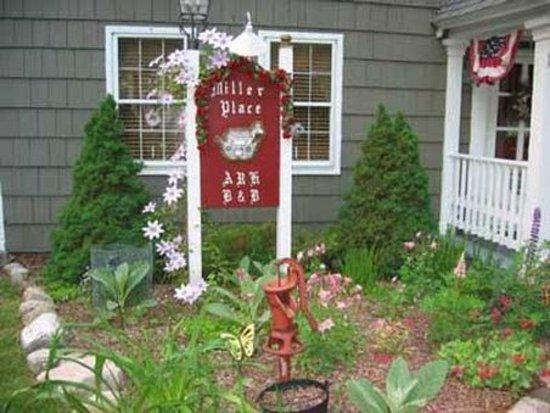 Miller Place, Estado de Nueva York: Exterior