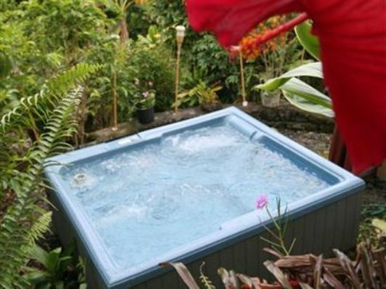 South Kona Hideaway: Spa