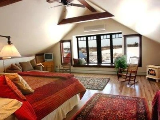 Canton, نيويورك: Guest room