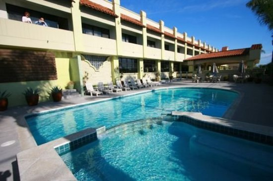 Del Mar Inn: Pool