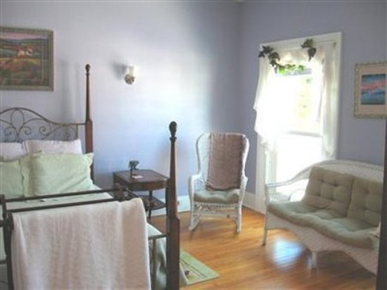 Mariaville, Νέα Υόρκη: Guest room