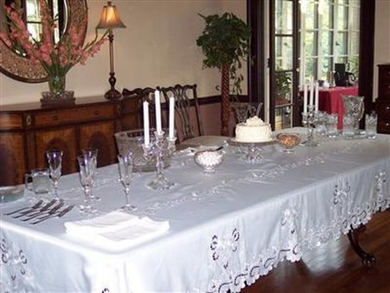 Robinwood Bed And Breakfast Little Rock Ar