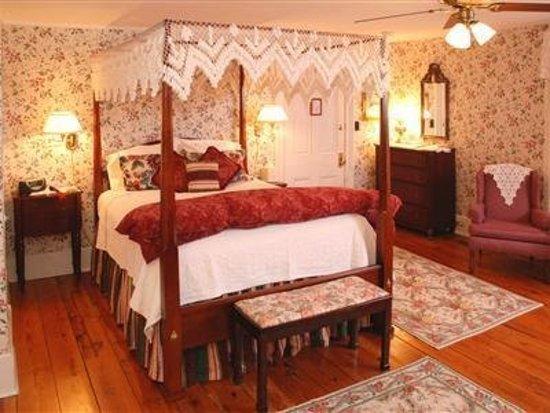 Goshen, VA: Guest room
