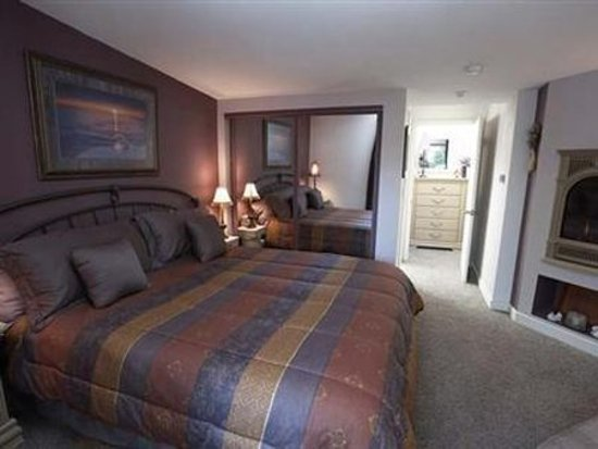 Black Bear Inn: Guest room