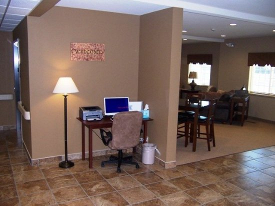 Ulysses, KS: Business center
