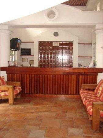 Hotel Villas la Audiencia: Lobby