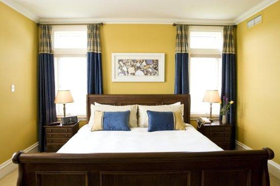 Wallace, Kanada: Guest room
