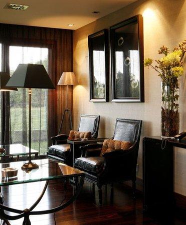 Quintueles, Испания: Guest room