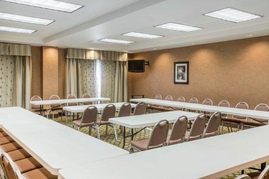 Meeting Room Comfort Suites Mcdonough Mcdonough