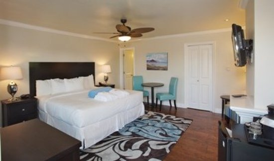 Beach Bungalow Inn and Suites: Guest room