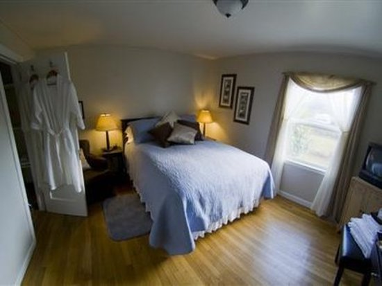 Westport Bayside Bed & Breakfast: Guest room