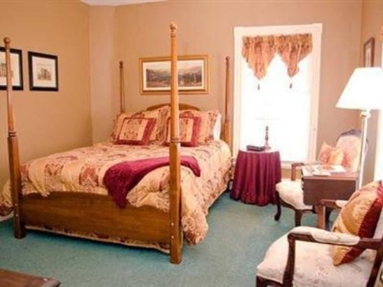 Brewster House Bed & Breakfast: Guest room