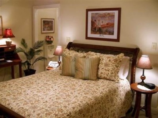 Lyndon House Bed & Breakfast: Guest room