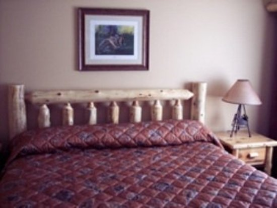 Crosslake, MN: Guest room