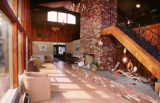 Seashore Park Inn: Lobby