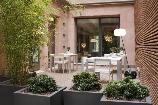 バルセロナ カタロニア カテドラル ホテル