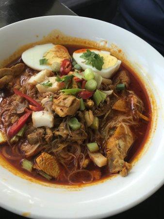 Pulau Pangkor, Malesia: Mee Curry