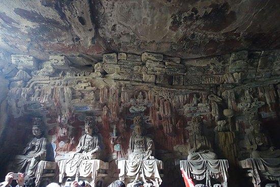 Yuanjue Daochang Cavern