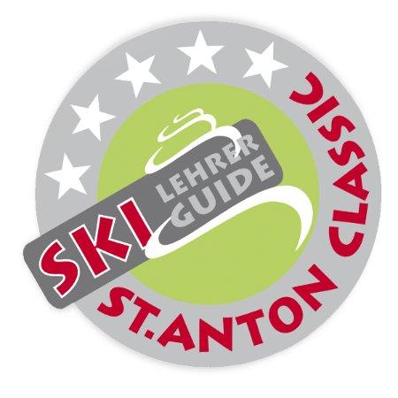 St. Anton am Arlberg, Αυστρία: Unser Logo