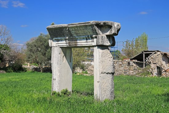 Yatagan, ตุรกี: detay