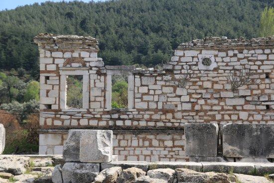 Yatagan, ตุรกี: duvar örneği