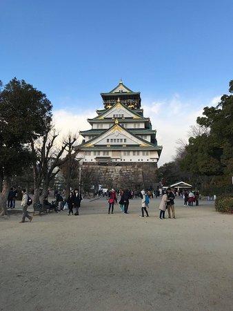 Osaka Castle: The Majestic Castle