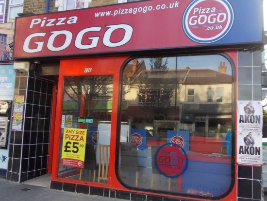 Pizza Gogo Westcliff On Sea 120 Hamlet Court Rd Menu