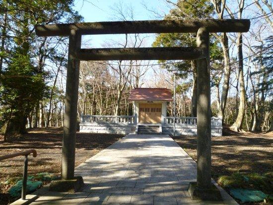 Nonaka Atago Shrine