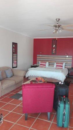 Gordon's Bay, Zuid-Afrika: Zimmer Parterre