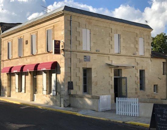 Restaurant D Ici Et D Ailleurs Saint Laurent D Arce