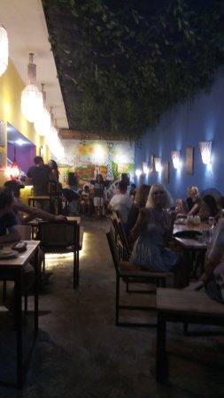 Tapaz Bar: Christmas