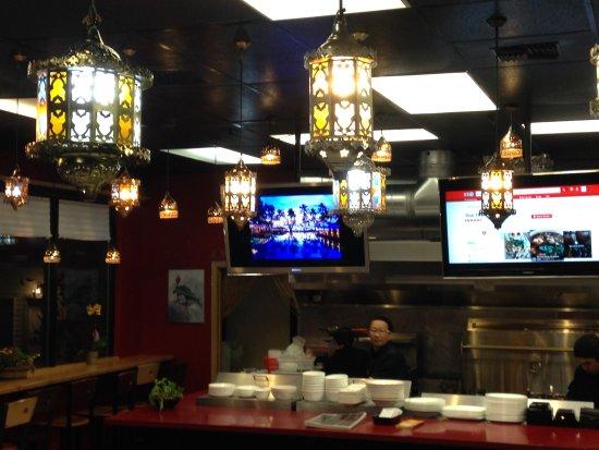 Foto De Thai Thai Kitchen Seattle View To The Hotel Next Door Tripadvisor